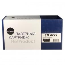 Картридж Brother HL-2132R/DCP-7057R (NetProduct) NEW TN-2090, 1К