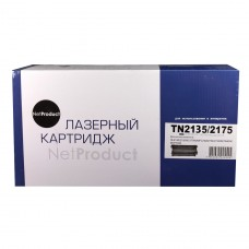 Картридж Brother HL-2140R/2150NR/2170WR/DCP-7030R (NetProduct) TN-2135 / TN-2175, 2,6K