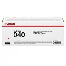 Картридж Canon 040M 0456C001 пурпурный для Canon LBP-710/712 (5400стр.) (o)