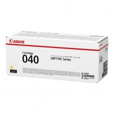 Картридж Canon 040Y 0454C001 желтый для Canon LBP-710/712 (5400стр.) (o)