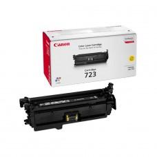 Картридж Canon 723 Bk для LBP7750 black 5000стр (о)