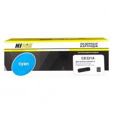 Картридж Hi-Black (HB-CE321А) для HP CLJ Pro CP1525/CM1415, № 128A, C, 1,3K