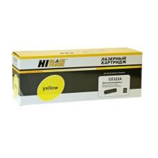Картридж Hi-Black (HB-CE322A) для HP CLJ Pro CP1525/CM1415, № 128A, Y, 1,3K