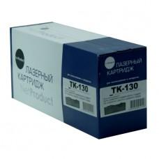 Картридж Kyocera FS-1028MFP/DP/1300D (NetProduct) NEW TK-130, 7200 стр.