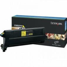 Картридж Lexmark C920 yellow 14000 стр (o) C9202YH