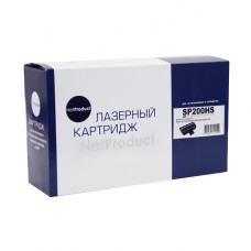 Картридж Ricoh Aficio SP200N/SP202SN/SP203SFN (NetProduct) NEW SP200HS, 2,6K