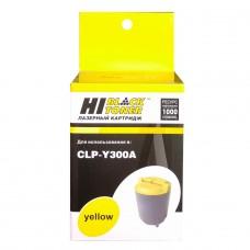 Картридж Samsung CLP-300/300N/CLX-3160N/3160FN (Hi-Black) CLP-Y300A, Y, 1K