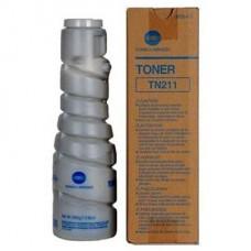 Тонер-картридж Minolta Bizhub 222/282/250 (O) TN-211/8938415, 360 г, 17,5К