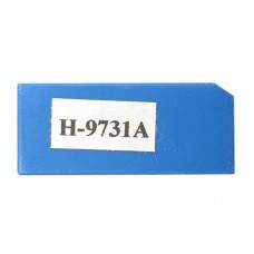 Чип  H-9731A-C-12K для HP CLJ 5500/5500n/5500dn/5500dtn/5550/5550n/5550dn/5550dtn Canon LBP 2710/2810 Cyan