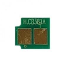 Чип  H-CB381A-C-21K HP CLJ CP6015/CM6030/CM6040CP Cyan