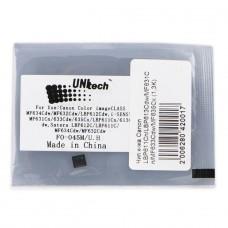 Чип к-жа Canon LBP611Cn/LBP613Cdw/MF631Cn/MF633Cdw/MF635Cx (1,3K) Cartridge 045M magenta UNItech(Apex)