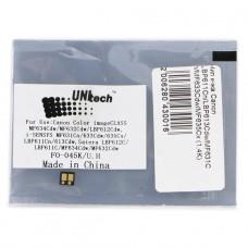 Чип к-жа Canon LBP611Cn/LBP613Cdw/MF631Cn/MF633Cdw/MF635Cx (1,4K) Cartridge 045K black UNItech(Apex)