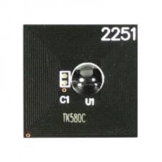 Чип Kyocera FS-5150 (Hi-Black),new TK-580, 2.8K, C