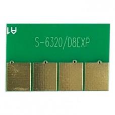 Чип  S-6320-8K для Samsung SCX-6120/6220/6320F