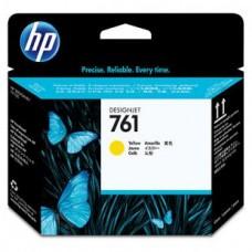 Картридж HP DJ CH645A №761 для DesignJet T7100/T7200 желтый печатающая головка