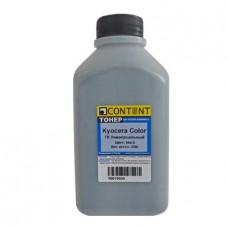 Тонер Content Универсальный для Kyocera Color TK-580/TK-590, Bk, 250 г, банка