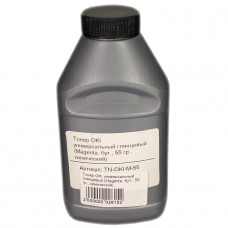 Тонер OKI универсальный глянцевый (Magenta, бут., 55 гр., химический)
