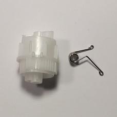 Зубчатый флажок сброса счетчика картриджа Brother HL2240 (SC)